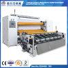 Машина туалетной бумаги Rewinder высокой эффективности аттестованная Ce польностью автоматическая