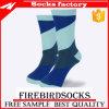 Ihre eigenen Entwurfs-Socken kundenspezifische Qualitäts-Form-Baumwollsocken bilden
