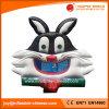 Aufblasbarer springender federnd Schloss-Kaninchen-Prahler für Kinder (T1-028)