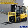 Konkurrenzfähiger manueller Gabelstapler des Preis-3 der Tonnen-Gasoline/LPG für Verkauf