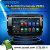 GPS van de Auto DVD van de Keus van Zestech Beste voor Honda Vezel