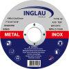 7  dischi legati di taglio della resina per metallo