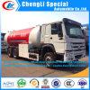 Hochleistungs10 Rad LPG-Becken-Transport-LKW 25000 steifer LKW des Liter LPG-Zufuhr-LKW-10mt LPG für Verkauf