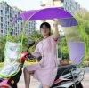 Prova elettrica della pioggia della bicicletta della tenda della bici del coperchio della pioggia del motorino