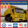 무거운 쓰레기꾼 팁 주는 사람 트럭 30 톤 HOWO 6X4 10wheeler