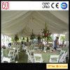 Feier-Zelte mit Dekoration für Hochzeits-Ereignis-Aktivitäten
