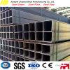 Sección hueco cuadrada Pre-Galvanizada cuadrada laminada en caliente de los tubos de acero