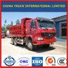 Sinotruk HOWO 6X4 트럭 덤프 또는 팁 주는 사람 트럭 266HP