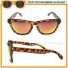 Gepolariseerde Zonnebril van de Beschermende brillen van de Manier van de Glazen van de Zon van de bevordering de Plastic Ce