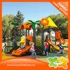 Пластмасса оборудования игры парка атракционов места напольных детей сползает для сбывания