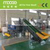 El eje de doble máquina trituradora de cartón del papel de plástico
