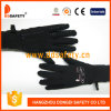 Ddsafety 2017の長い袖口が付いている黒い綿の手袋