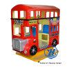 De rode Machine van het Spel van de Rit van Kiddie van de Bus van Londen (zj-K61)