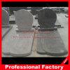 Granito de estilo europeu / russo / americano / lápide de mármore com design personalizado