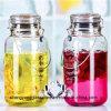 Distribuidor de vidro da bebida dos tanques quentes do vinho do suco do Sell 10L com torneira