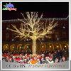 Het hete Verkopende Kleine Openlucht Kunstmatige LEIDENE van 6ft Licht van de Kerstboom