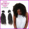 Quercyの毛100%の人間のバージンのRemyのアフリカのカールの毛の拡張