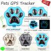 2017 GPS+Lbs+Agps +WiFi는 빛 V30를 가진 애완 동물 GPS 추적자를 방수 처리한다