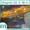 2016년 Shengqi 제조자 5-50 톤 드는 자석 브리지 기중기