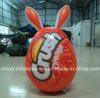 Het kleurrijke Speelgoed van de Tuimelschakelaar van het Beeldverhaal Inflatabel van de Reclame (012)