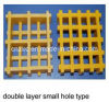 FRP GRP Fiberglass Mini-Mesh Double Layer Grating / Double Floor Gratings