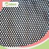 Tecido de malha de nylon requintado e requintado
