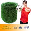 Il tappeto erboso di calcio, tappeto erboso di gioco del calcio, mette in mostra il tappeto erboso, il tappeto erboso falso di gioco del calcio, tappeto erboso dello Synthetic di calcio