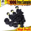 Вводить в моду Fumi человеческих волос 100% Unprocessed бразильский