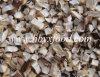 椎茸の足からの乾燥された椎茸きのこの薄片の微粒