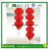 Lanternas impermeáveis do chinês das lanternas de papel do ofício do Natal