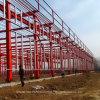 Almacén de la estructura de acero en vertiente de las aves de corral, almacén y taller