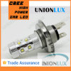高いPower Universal Used 12V 24V 50W H4 Auto LED Fog Light Bulbs