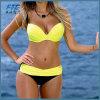 Jeu sexy de bikini de taille de bikinis de mode inférieure de vêtements de bain