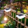 شمسيّة يزوّد حديقة منظر طبيعيّ سياج ممر جدار جبل مصباح خارجيّة