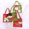 Saco do presente do Natal do saco dos doces do Natal