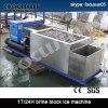 Focusun Salmoura Bloco de refrigeração máquina de gelo