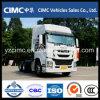 新しいIsuzu Giga 6Wおよび420HPの10W 6X4のトラクターのトラック、460 HP