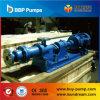 높은 Vicosity 단 하나 나선식 펌프 또는 Single-Rotor 펌프 또는 액체 이동 펌프