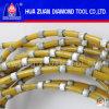 De Huazuan Gebruikte Zaag van de Draad van de Diamant van de Machine met Goede Kwaliteit