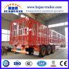 通用口が付いている半ISO CCC Muiti機能棒の貨物トラックのトレーラー