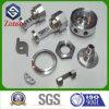 Custom CNC de precisión de aluminio mecanizado de piezas de repuesto de giro de equipos de gimnasia