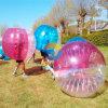 Bola de Zorb de la carrocería, bola Loopy de la burbuja, bola de los parachoques de la burbuja del fútbol