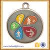 Zachte Email Besproken Medaille van de in het groot Ronde Twee Code van de Afmeting