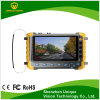 5 LCD-TFT coaxial HD CCTV Tester com entrada VGA / HDMI