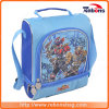 Utilitário de bolso do compartimento multifuncional Bonitinha bolsa escolar com padrão de transformadores