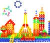 プラスチックパターンブロック、子供によってカスタマイズされるおもちゃのためのブロック