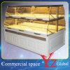 ケーキの飾り戸棚(YZ161003)の食器棚の木製のキャビネットのベーキングキャビネットのケーキのショーケースのペストリーのショーケースのパンの飾り戸棚のパン屋の飾り戸棚