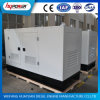 комплект генератора резервной силы цилиндра 150kVA 6 молчком тепловозный с двигателем дизеля серии Рикардо