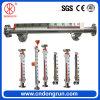 Mètre de niveau de flotteur magnétique à colonne réversible en acier inoxydable