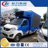 판매를 위해 전시 트럭을 광고하는 3.8m2 작은 LED
